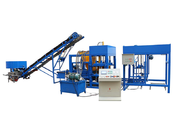 qt8-15 fully automatic ash brick manufacturing plant
